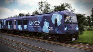 Trains Fueled By Hydrogen Will Be Operational In Less Than TWO YEARS