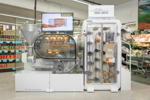 Breadbot: A Mini Bakery That Makes 10 Loaves Of Bread Every Hour