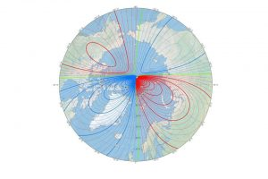 Earth's North Magnetic Pole Is Drifting Fast, Is It Going To Flip Soon