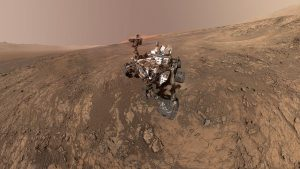 NASA's Curiosity Mars Rover Snaps Epic 'Selfie', as it Moves On To New Adventure on the Red Planet