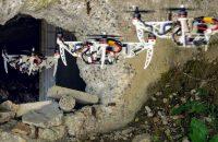 Self-Foldable Drones