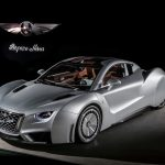 A Blast from the Past: Luxury Brand Reborn With a $1.7m Electric Supercar