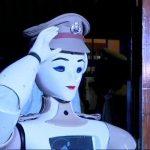 Meet KP-Bot, India's First Robot Police Officer