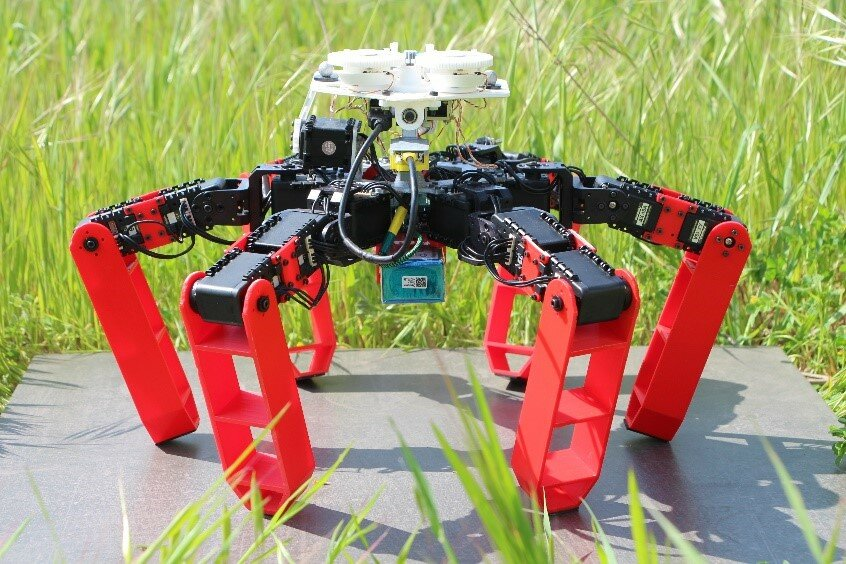 The Future of Exploration: Robots that Walk Around Without GPS