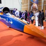 Bloodhound Land Speed Record Car Relaunched Under New Ownership