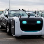 Soon, There Will Be a Robot Waiting To Park Your Car at Airport