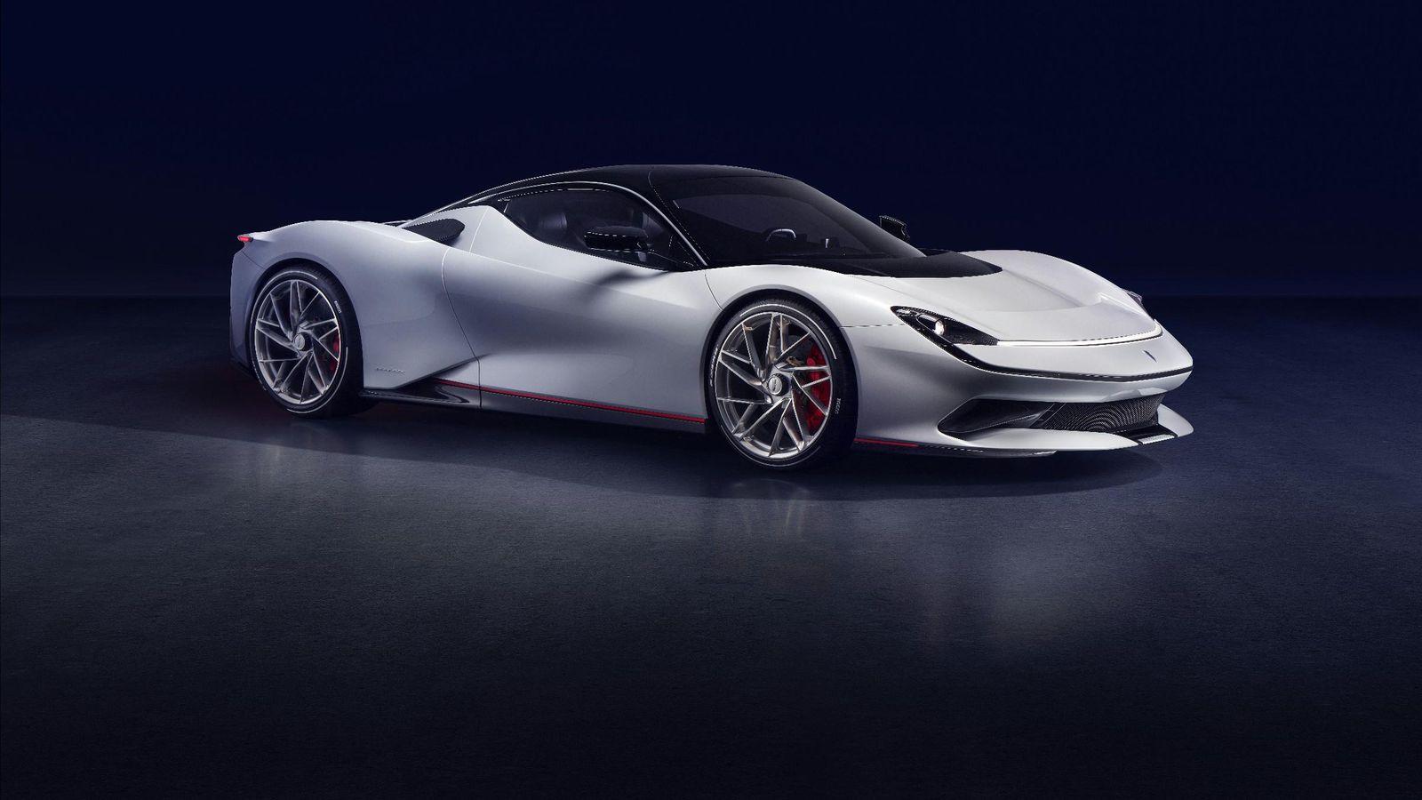 Awe-Inspiring Electric Hypercar $2.5 Million Pininfarina Battista, Faster Than a Fighter Jet Unveiled