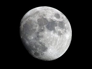 NASA Says Our Moon Is Shrinking and Wrinkling