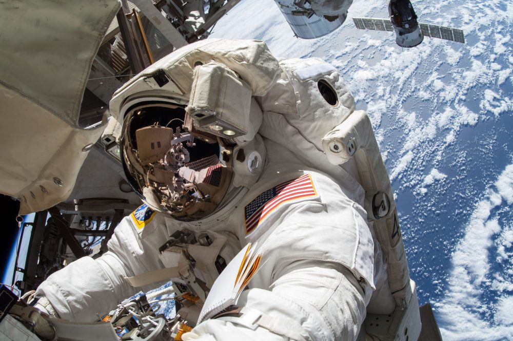 Astronauts May Suffer Vision Problems Because of Brain Changes in Space