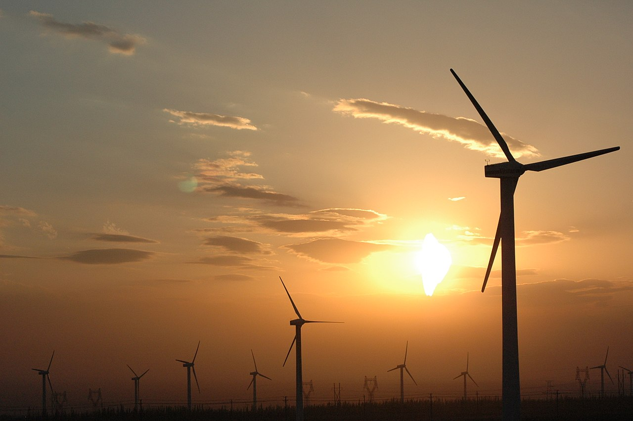 Wind Turbines Are Reducing the Wind Speed