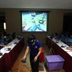 VR Game Trains Law Enforcement on Disaster Management