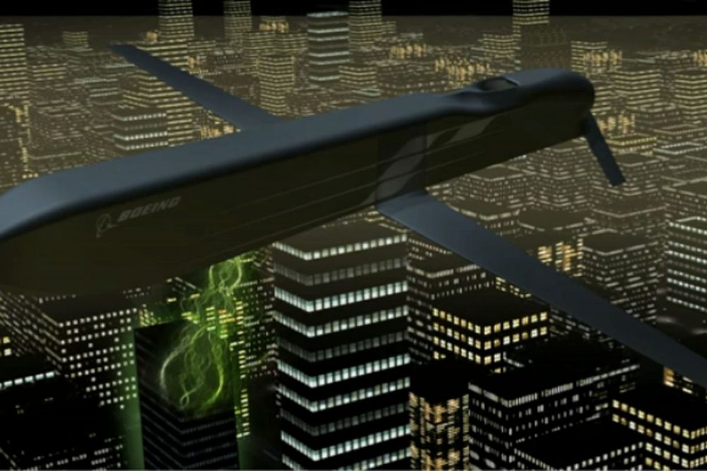 U S  Air Force Deploys 'Microwave' Weapons That Could Fry