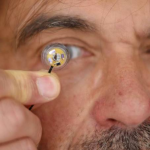 Smart Contact Lens Which Could Give Superpowers to the Soldiers