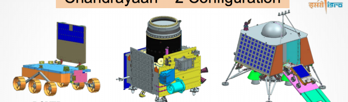 India's Chandrayaan-2 Would Be First to Explore Moon's South Pole Region