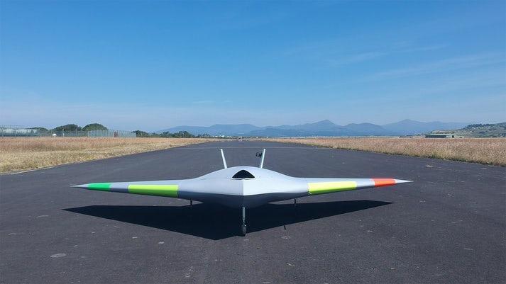 BAE's Magma Demonstrates Breakthrough 'Blown-Air' Flap-Free Flight Technologies