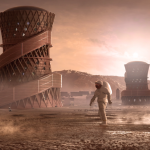 Life on Mars: NASA Reveals Winning Design of 3D-Printed Habitat Competition