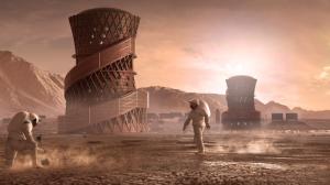 Life on Mars: NASA Reveals Winning Design of 3D-Printed Habitat Competition