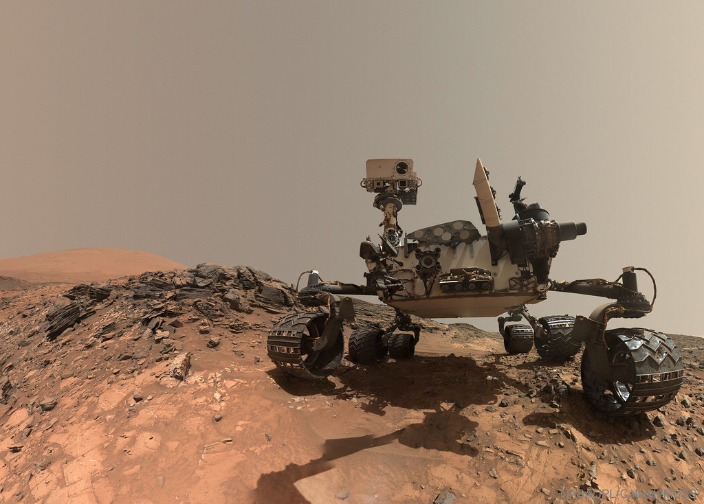 Methane Discovery on Mars Hints At Possibility of Life