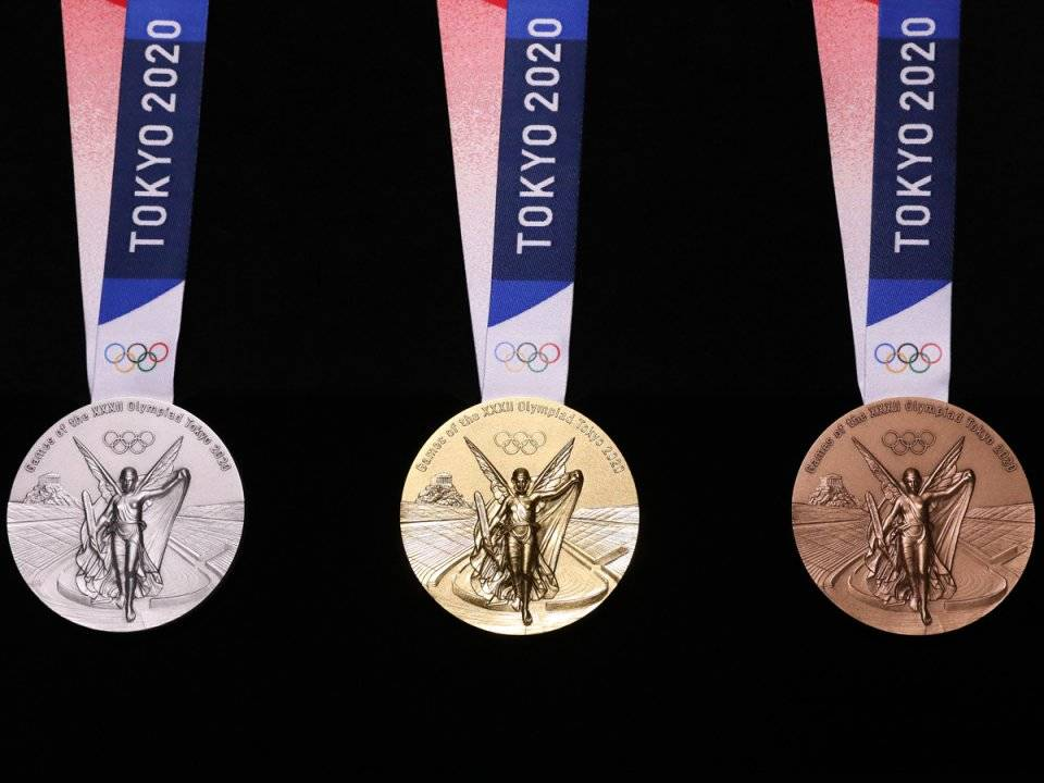 2020 Tokyo Olympics Medals Are Made Of Gold and Silver Extracted From Discarded Phones