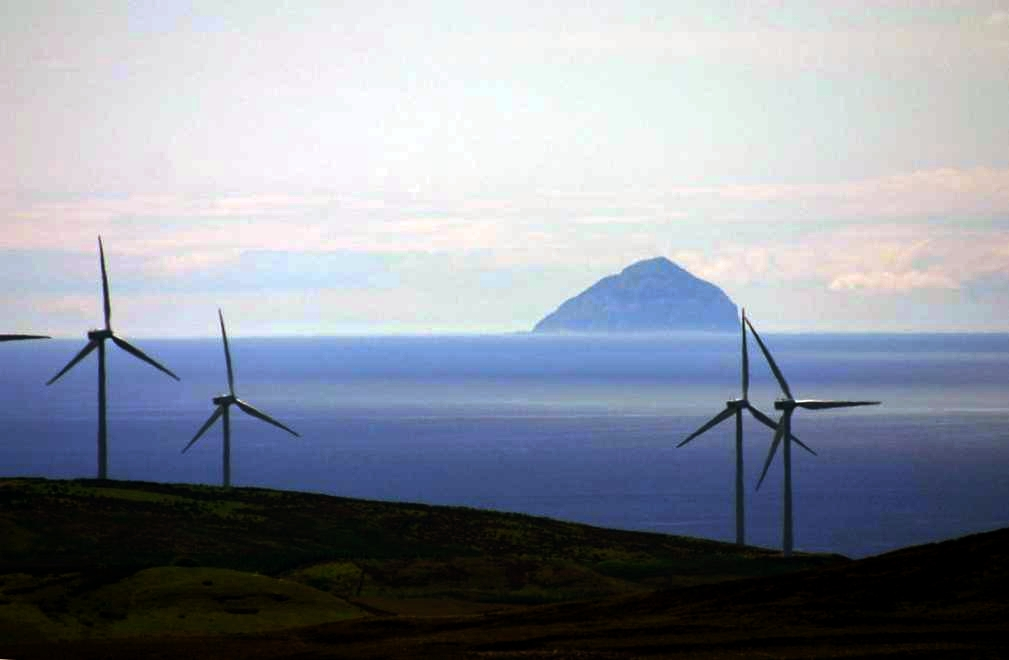 Scotland Generated Enough Wind Energy to Power Two Scotlands