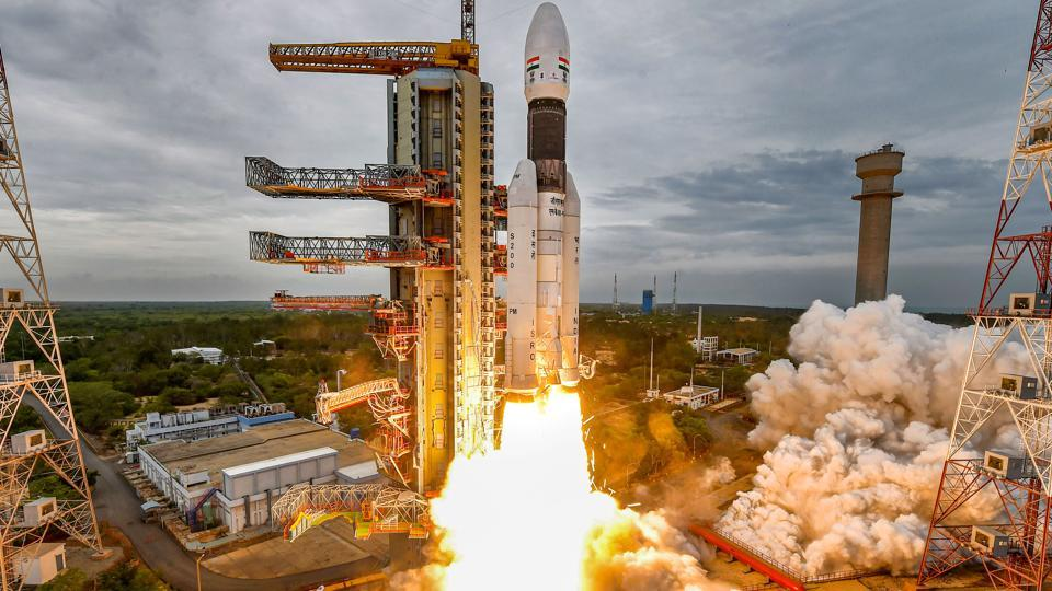 India Successfully Launched Chandrayaan-2