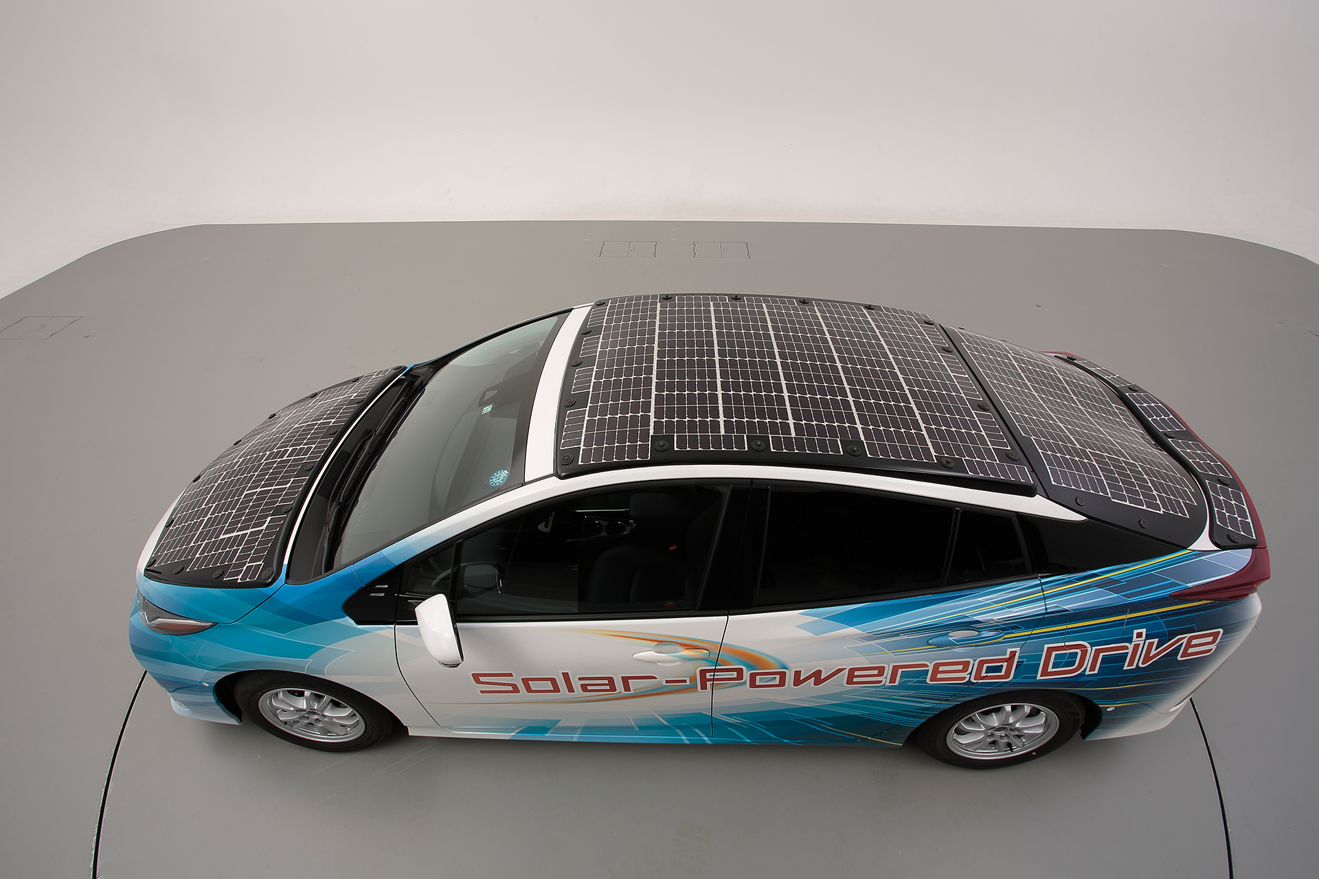 Toyota is Testing Powerful Solar Roofs on its Prius Hybrid