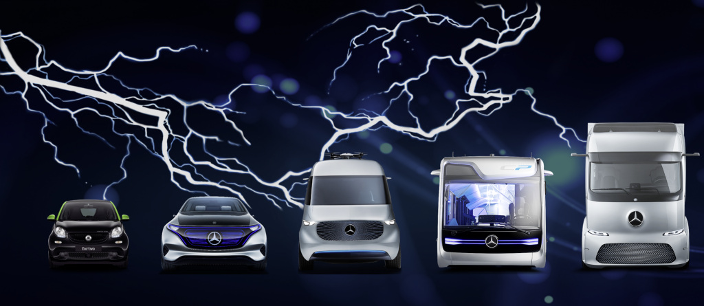 Daimler Announced its Intention to Focus Solely on Electric Vehicles