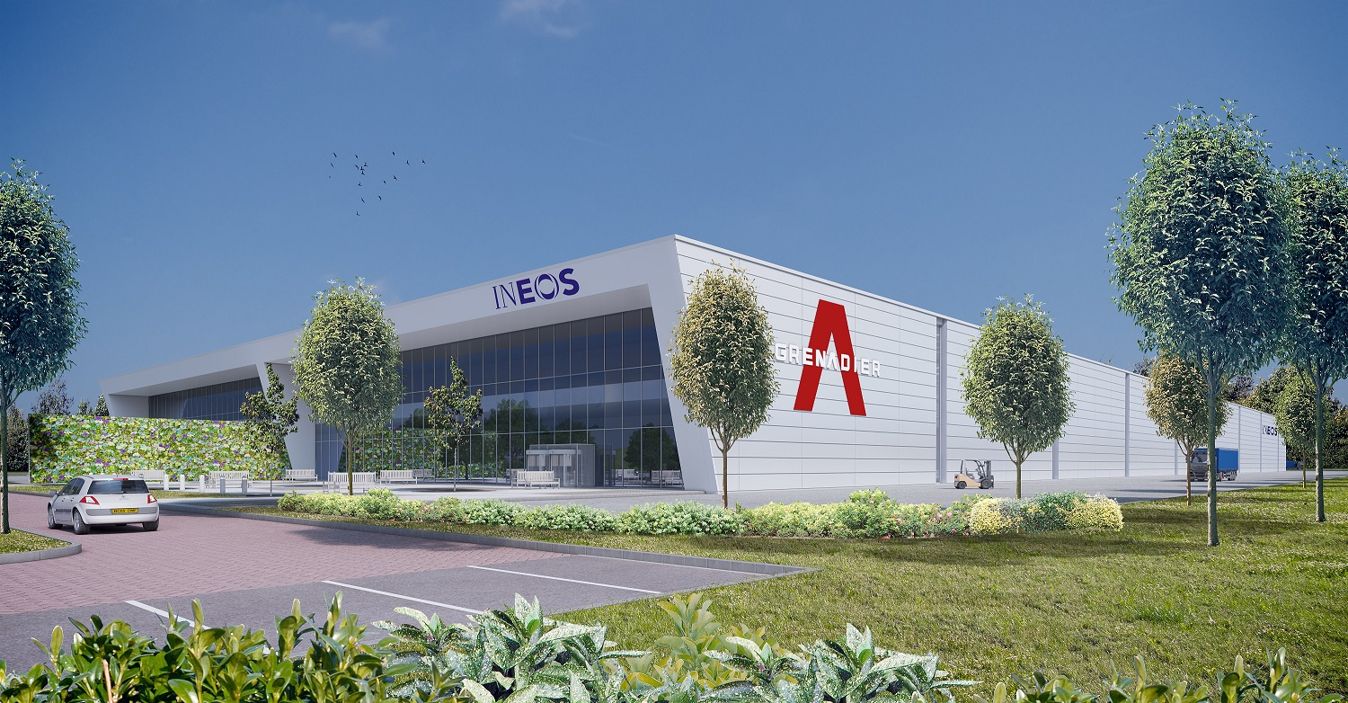 INEOS Automotive Ready to Open a New Plant in South Wales