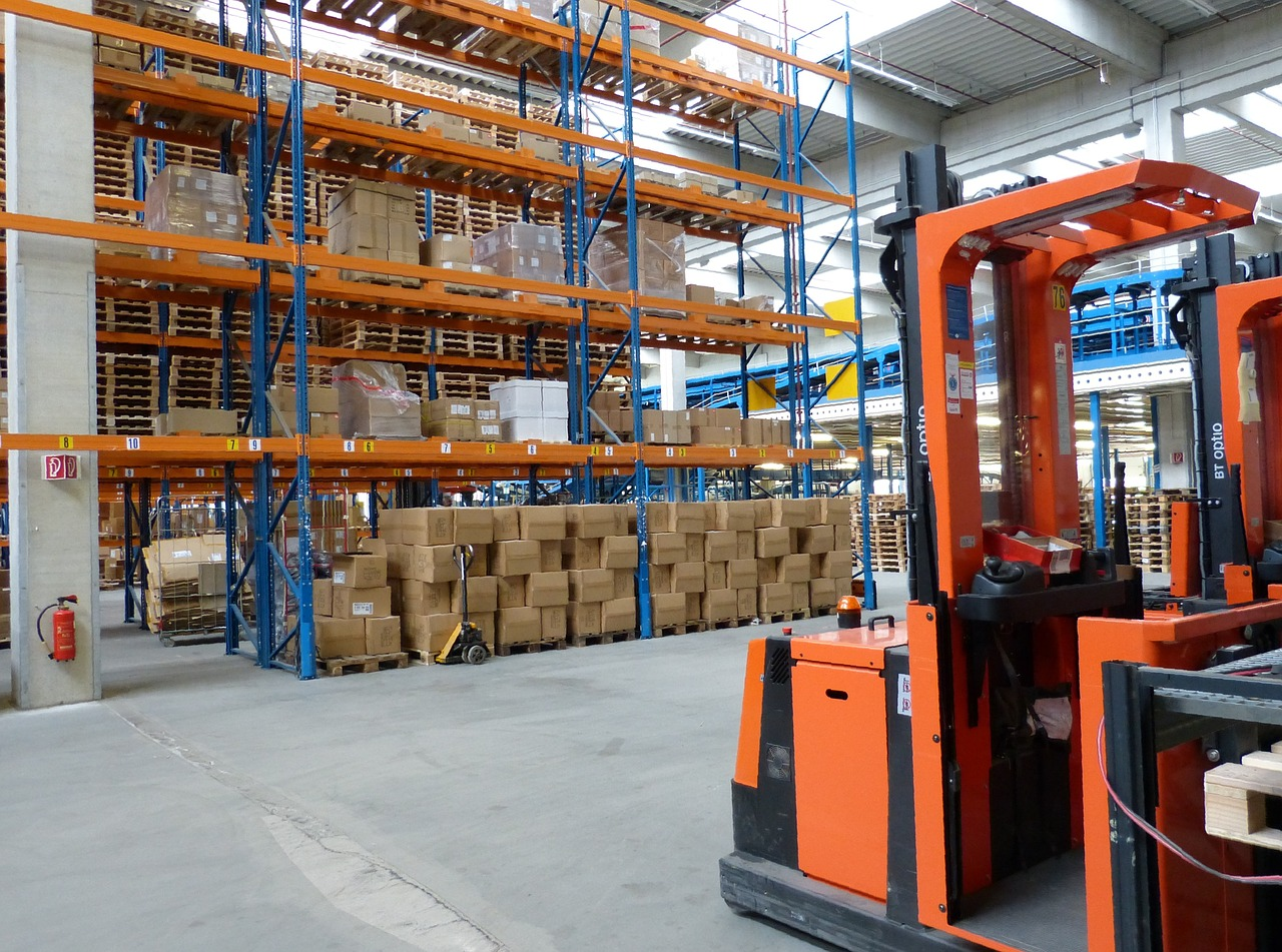 4 Trends That Are Revolutionizing the Material Handling Industry