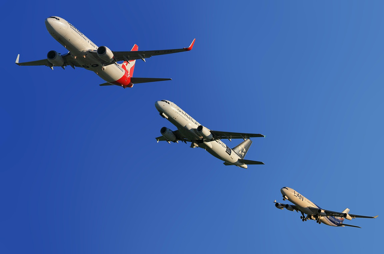 Airbus Predicts That the Number of Planes in Sky Will Double by 2038