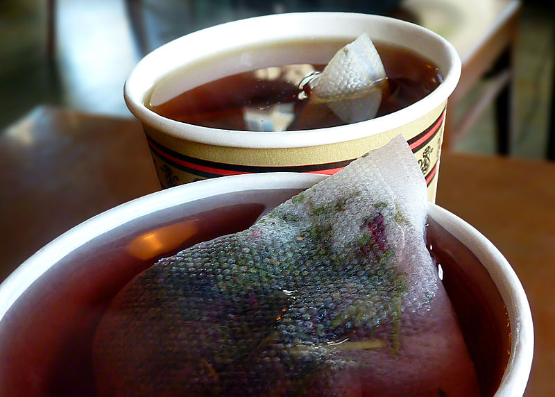 Plastic Teabags Are Filling Our Tea with Billions of 'Microplastics'