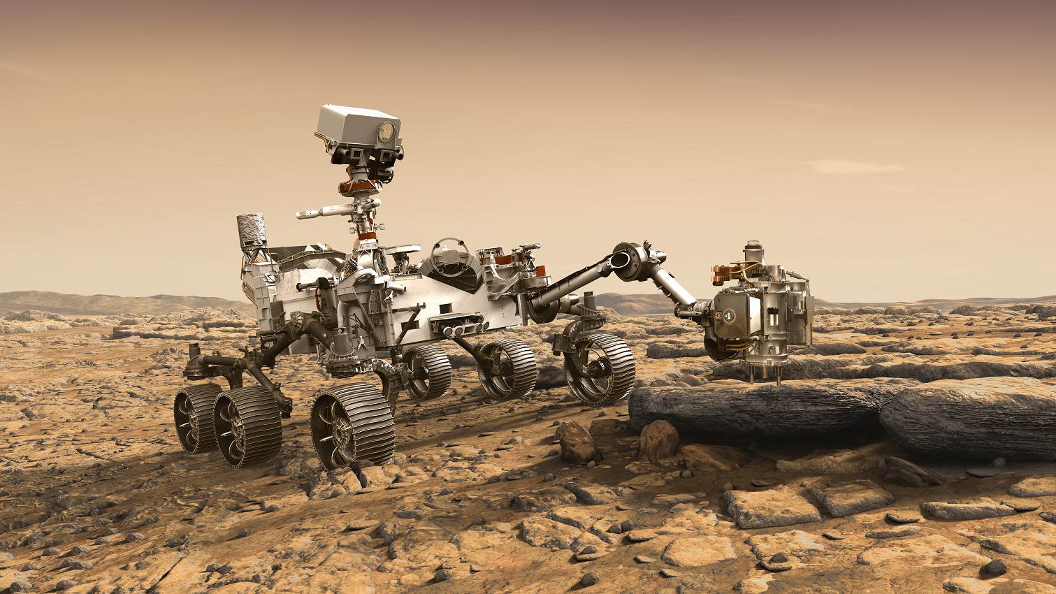 The Objectives of NASA's 2020 Mars Exploration Program