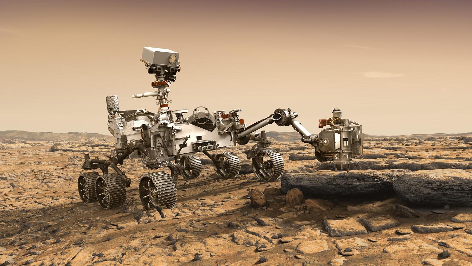 The Objectives of NASA's 2020 Mars Exploration Program