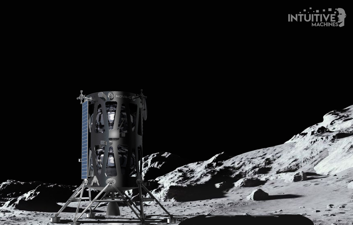 SpaceX's Falcon 9 Rocket Wins Commercial Moon Lander Launch Contract