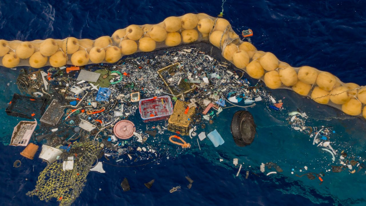 Great Pacific Garbage Patch Cleanup Is Finally Underway