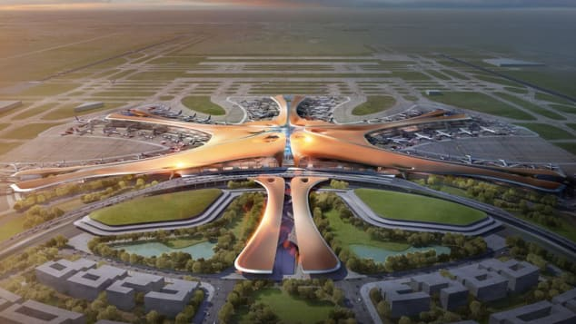 The Beijing Daxing International Airport Opens Its Doors