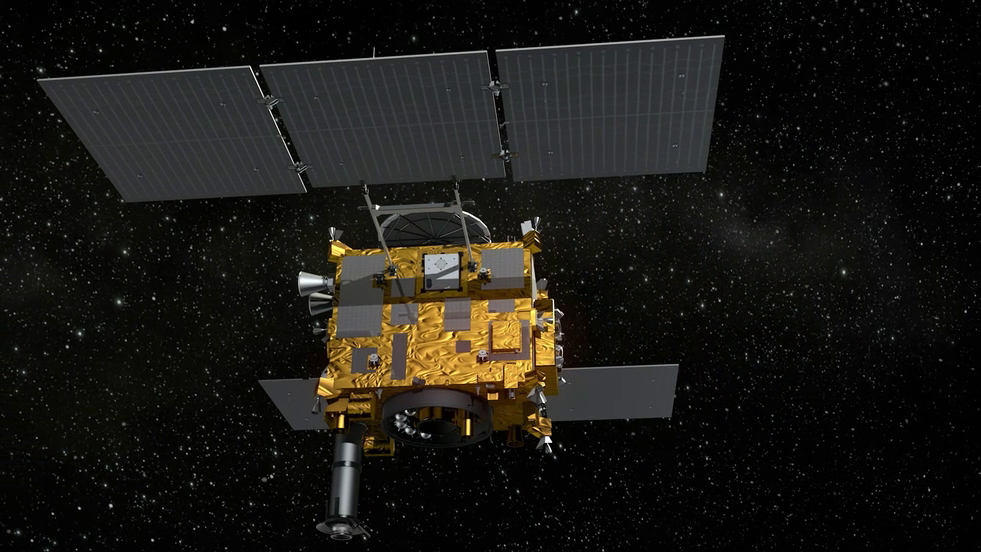 Japan's Space Probe Is Returning To Earth with Chunks of Asteroid