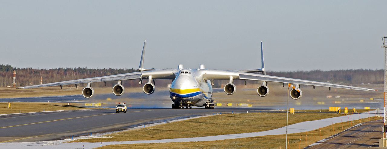 Antonov AN-225: What is there to know about the largest aircraft in the world?