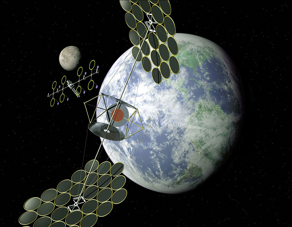 Believe it or not! China Plans to Put a Solar Power Station in Space