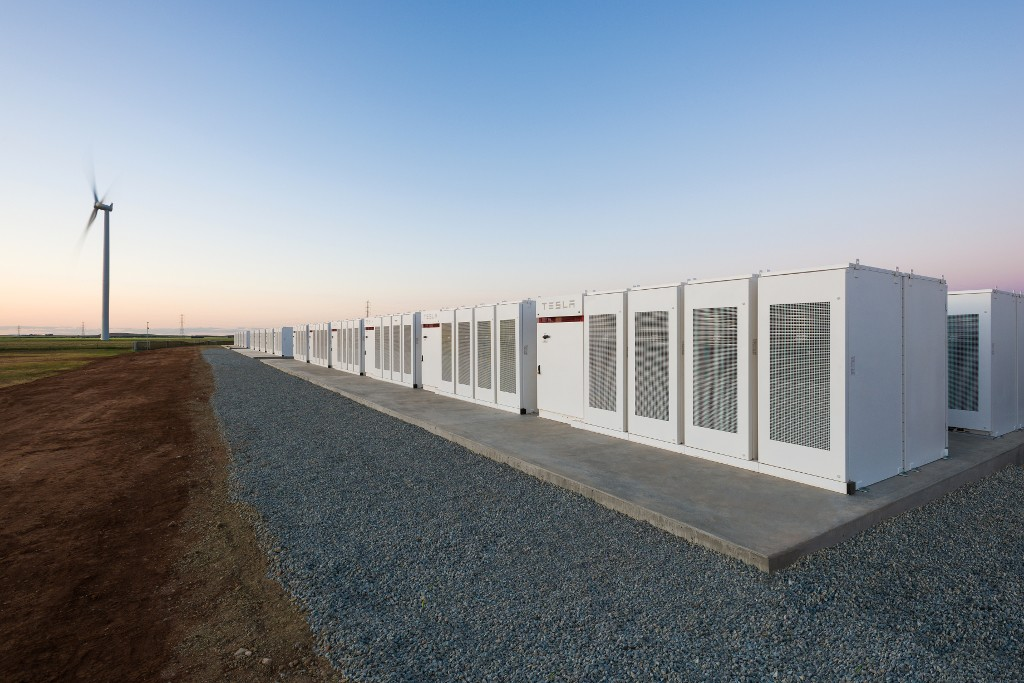 The World's Largest Battery is Going to Receive a 50% Bump