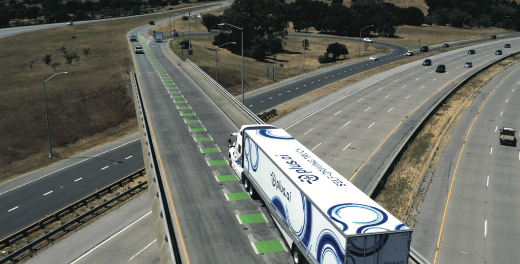 Self-Driving Truck Completes First Cross-Country Freight Run To Deliver Butter