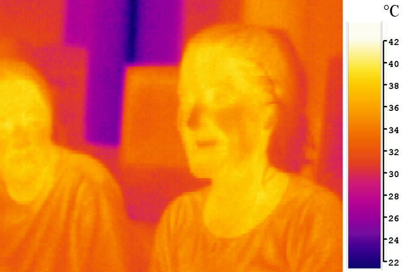 Scientists Develop New Coating That Could Hide People from Thermal Cameras