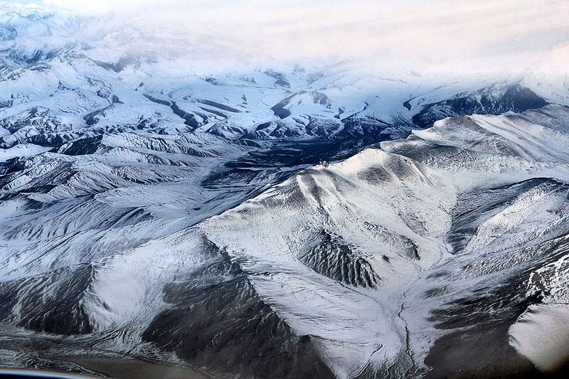 Ancient Never-Before-Seen Viruses Discovered Locked Up In 15,000-Year-Old Glacial Ice