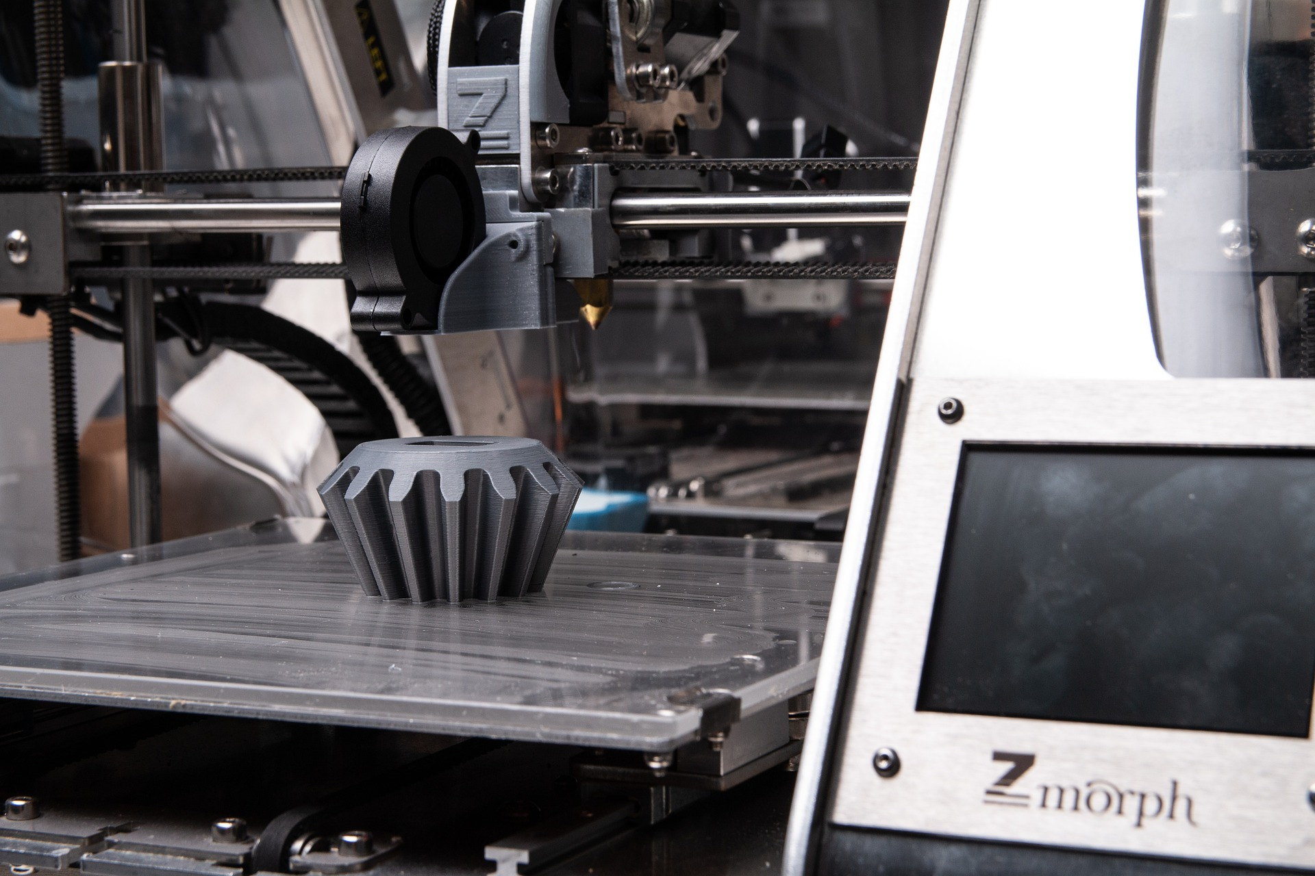 Integrating 3D Printing Into Your Manufacturing Facility