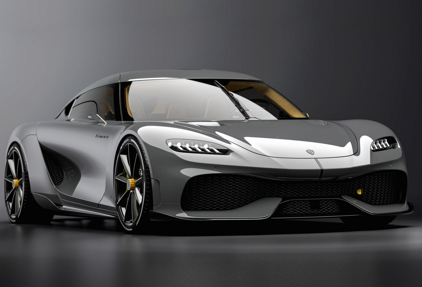 Koenigsegg Surprises Again with a Four-Seater Hybrid Hypercar With Over 1700hp