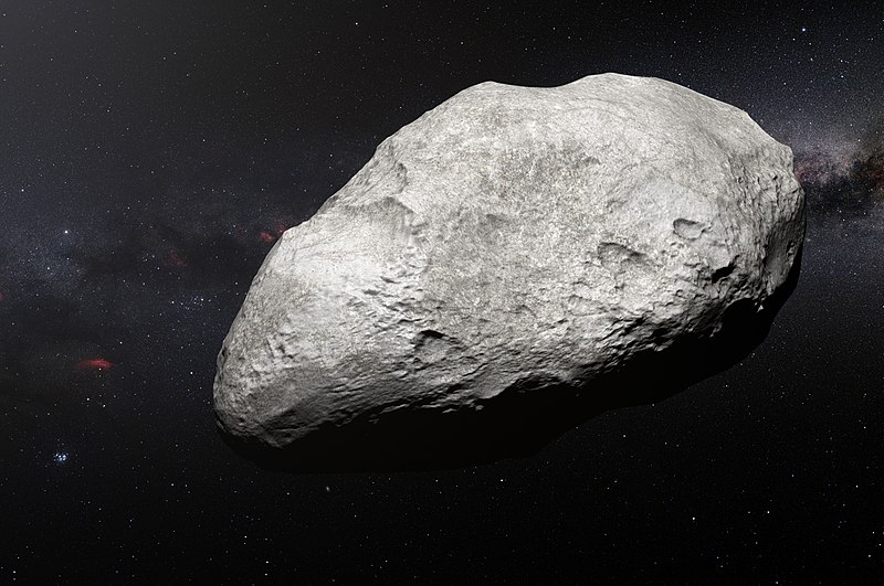 A Large Asteroid, Almost Half The Size Of Mount Everest, Will Pass By Earth Next Month