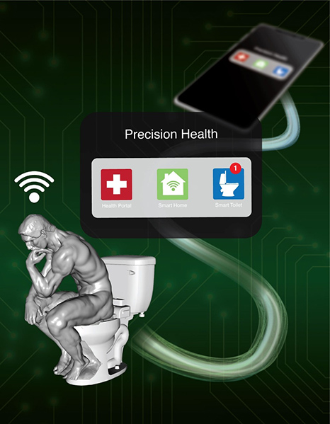 'Smart Toilet' Helps In Tracking Cancer and Other Serious Diseases