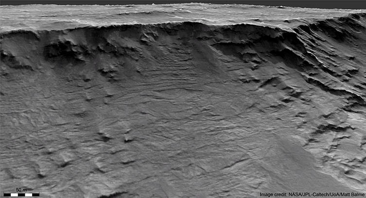 Scientists Find New Evidence of Ancient River Systems on Mars