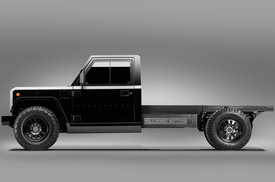 Bollinger Readying to Make a Bold Move with an EV Commercial Truck