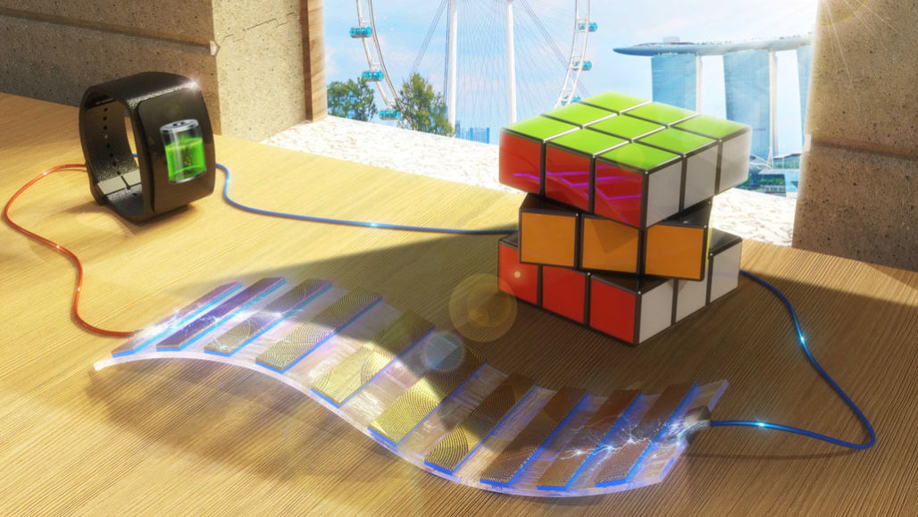 Shadow Power: Solar-Powered Device that Generate Electricity from Shadows